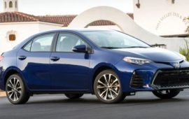 2019 Toyota Corolla SE Review and Release Date