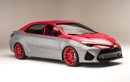 2019 Toyota Corolla XTREME Exterior