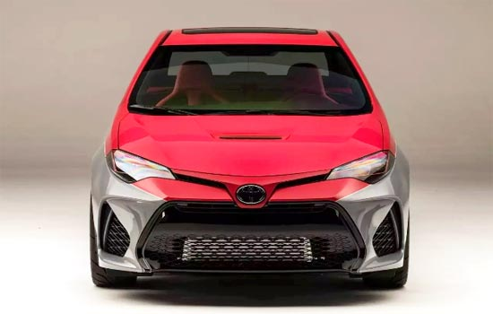 2019 Toyota Corolla Xtreme Review Redesign Toyota Suggestions