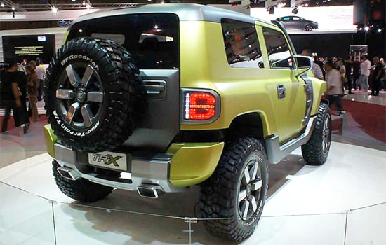 2019 Toyota Fj Cruiser Engine Specs and Release Date | Toyota Suggestions