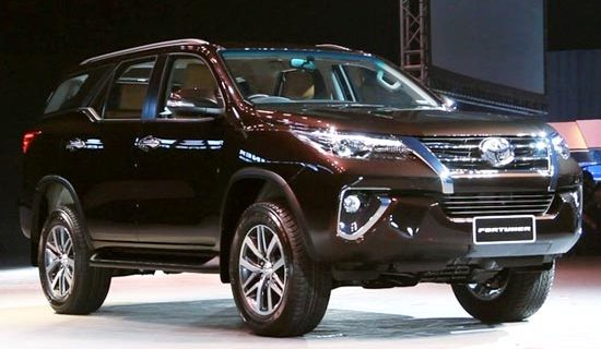 2019 Toyota Fortuner Redesign, Review And Price
