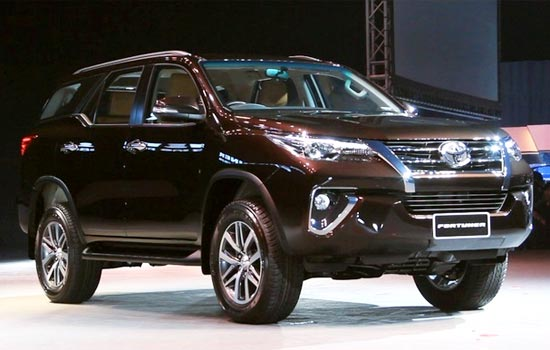 2019 Toyota Fortuner Redesign, Review and Price | Toyota ...
