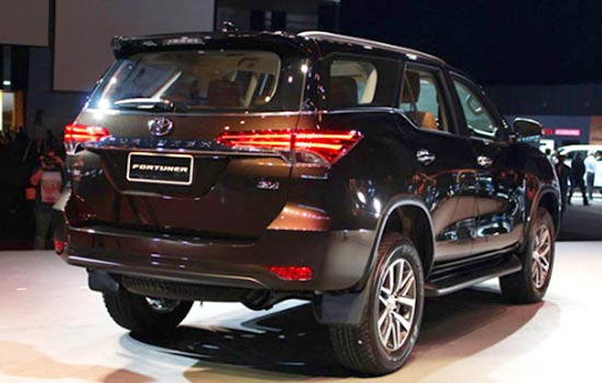 2019 Toyota Fortuner Release Date and Price