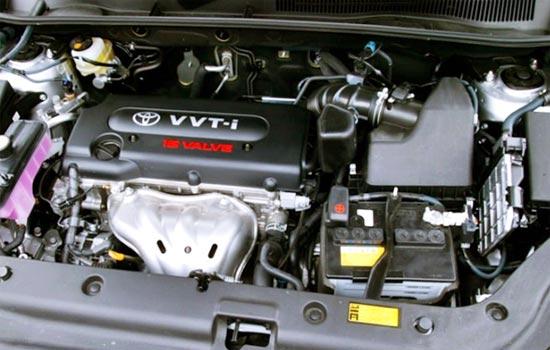 2019 Toyota Harrier Hybrid Engine