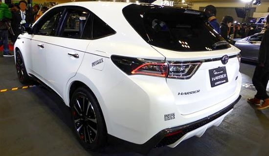 2019 Toyota Harrier Hybrid Release Date And Price