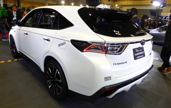 Toyota Sequoia Redesign >> 2019 Toyota Harrier Hybrid Release Date, Engine, Redesign | Toyota Suggestions