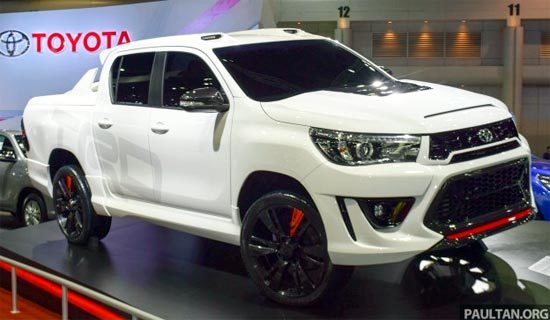 2019 Toyota Hilux Concept, Review And Price