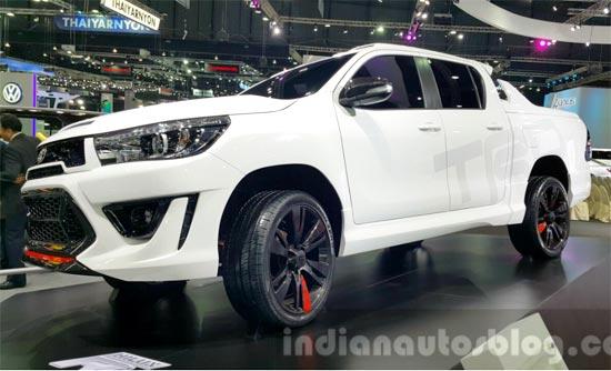 2019 Toyota Hilux Exterior