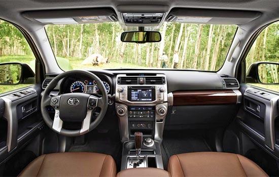 2019 Toyota Hilux Interior
