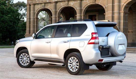 2019 Toyota Prado Release Date And Price