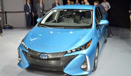 2019 Toyota Prius Review, Release Date And Specs