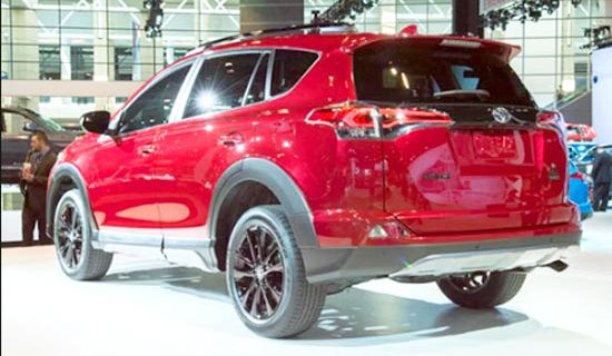 2019 Toyota Rav4 Release Date And Price