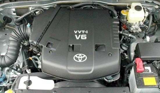 2019 Toyota Rush Philippines Engine