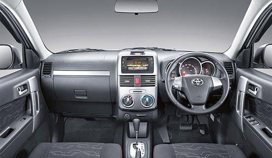 2019 Toyota Rush Philippines Interior