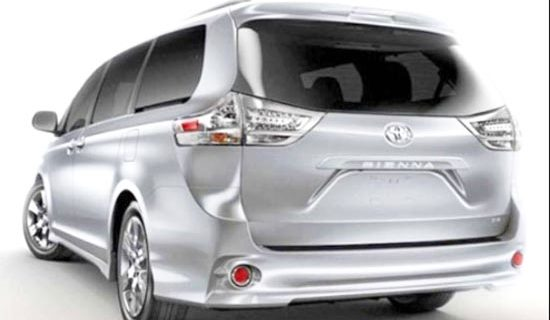 2019 Toyota Sienna AWD Release Date And Price (2)