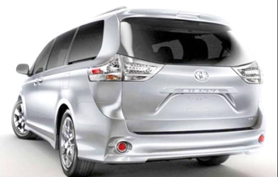 2019 Toyota Sienna AWD Release Date and Price