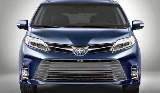 2019 Toyota Sienna Hybrid Rumors Release Date