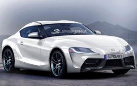 2019 Toyota Supra Engine Specs and  Price