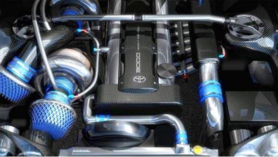 2019 Toyota Supra Engine Specs