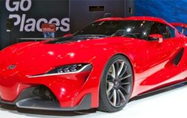 2019 Toyota Supra Turbo Engine Specs and Review