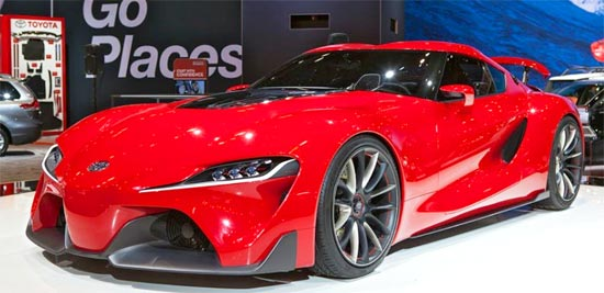 2019 Toyota Supra Turbo Engine Specs And Review Toyota