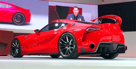 2019 Toyota Supra Turbo Engine Specs and Review | Toyota ...