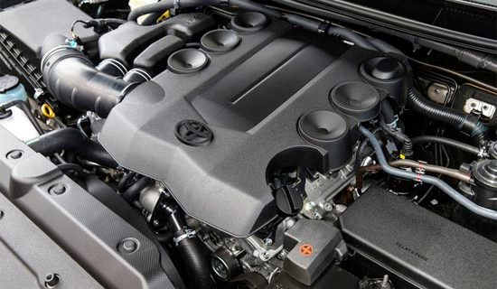 2019 Toyota Tacoma 4×4 Engine