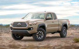 2019 Toyota Tacoma 4×4 Engine Specs and Release Date