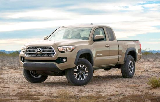 2019 Toyota Tacoma 4x4 Engine Specs and Release Date