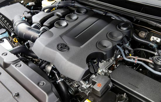 2019 Toyota Tacoma 4x4 Engine