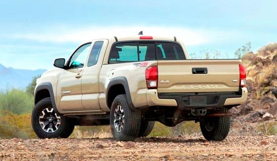 2019 Toyota Tacoma 4×4 Release Date And Price