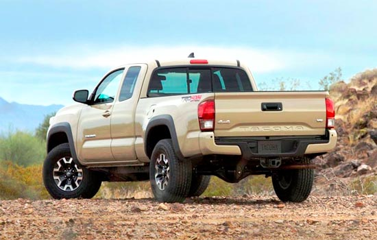 2019 Toyota Tacoma 4x4 Release date and Price