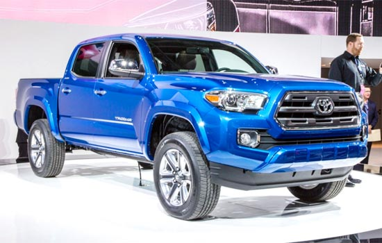 2019 Toyota Tacoma Redesign and Review