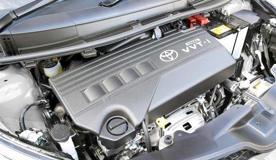 2019 Toyota Urban Cruiser Engine