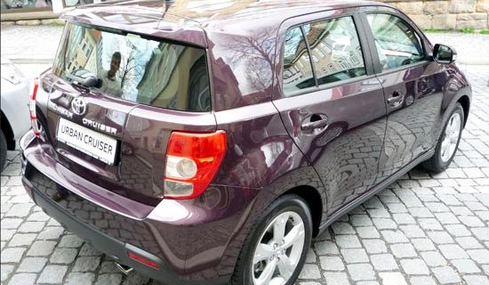 2019 Toyota Urban Cruiser Release Date And Price (2)