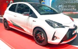 2019 Toyota Yaris Engine, Review and Performance