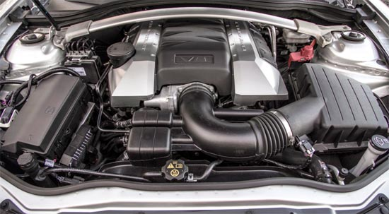 2019 Toyota C-HR Hybrid Engine
