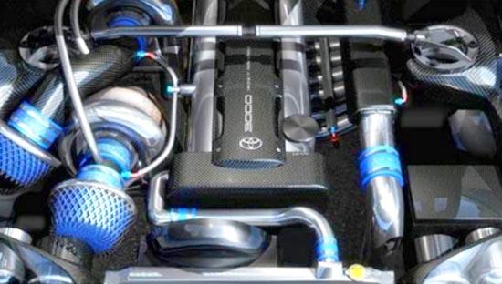 2019 New Toyota Supra Engine