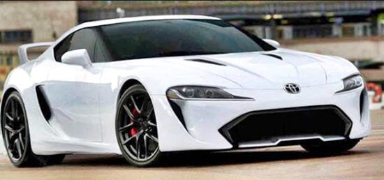 2019 New Toyota Supra Rumors Redesign and Review