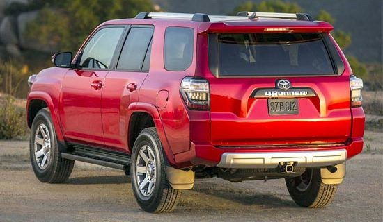 2019 Toyota 4runner Limited Release Date And Price