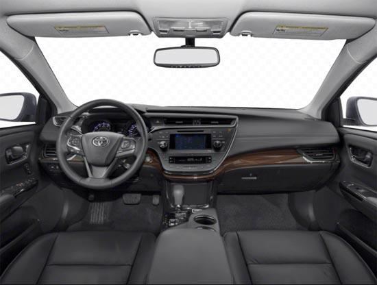 2019 Toyota Avalon Canada Interior
