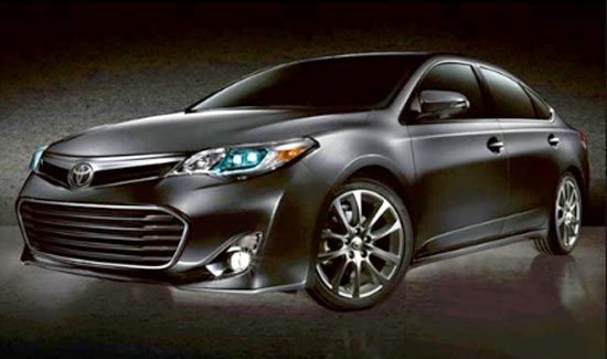 2019 Toyota Avalon Canada Review and Specs