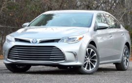 2019 Toyota Avalon Hybrid Engine Specs and Price