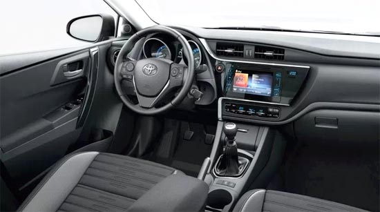 2019 Toyota Avalon Hybrid Interior