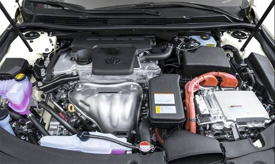 2019 Toyota Avalon Limited Engine