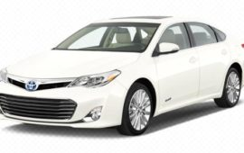 2019 Toyota Avalon Limited Engine Specs and Exterior Review
