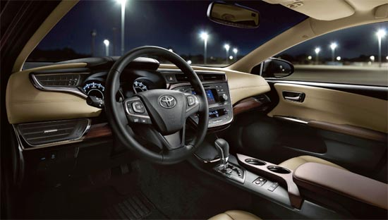 2019 Toyota Avalon Limited Engine Specs and Exterior ...