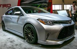 2019 Toyota Avalon Review, Specs and Price
