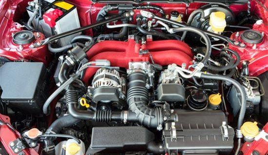 2019 Toyota GT86 Engine