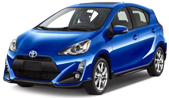 2019 Toyota Prius C Hatchback Review And Redesign